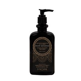 MOR Snow Gardenia Hand & Body Wash