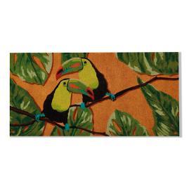 Tropical Toucan Coco Mat