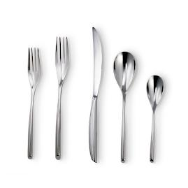 Sambonet Bamboo 5-pc. Place Setting by Porta Forma