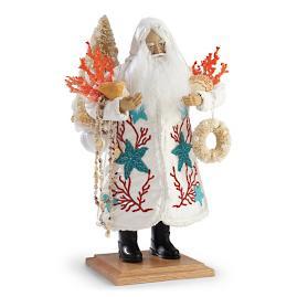 Coastal Celebration Santa