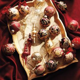 Imperiale Venezia 60-pc. Ornament Collection