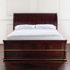 Greenwich Sleigh Bed