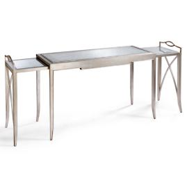Vicenza Extension Table in Silverleaf