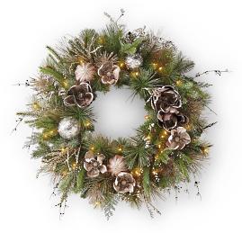 Arabella Pre-Decorated Wreath