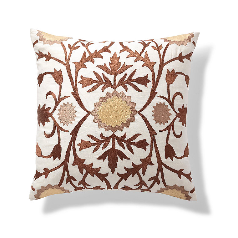 Natural Decorative Pillow : Imported Natural Decorative Pillow - Frontgate
