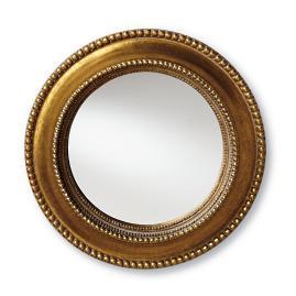 Small Beaded Mirror