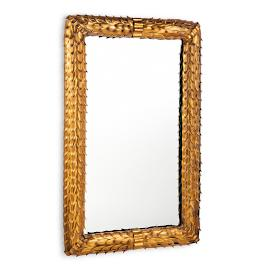 Laurel Leaf Mirror