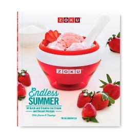 Zoku Endless Summer Ice Cream Book