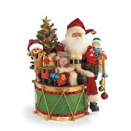 Christmas Memories Santa by Karen Didion