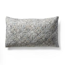 Savoy Quilted Pillow Sham