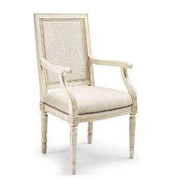 Ludlow Square Back Arm Chair
