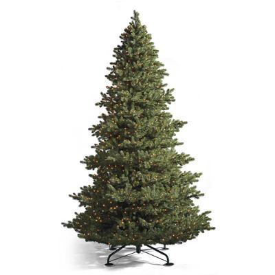 Cambridge Pine Artificial Pre-lit Christmas Tree | Frontgate