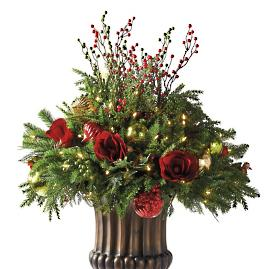 Jolly Holiday Cordless Urn Filler