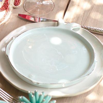 Vietri Lastra Fish Salad Plates Set Of Four Frontgate