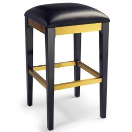 "Khloe Bar Height Backless Bar Stool (30""H seat)"