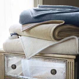 Diamond Knit Warming Blanket