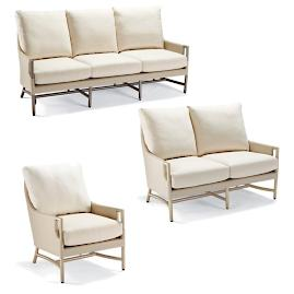 Enzo 3-pc. Sofa Set by Porta Forma