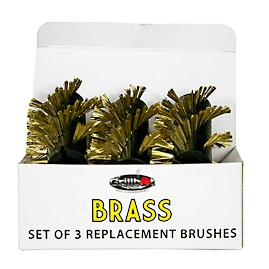 Grillbot Replacement Brass Brushes