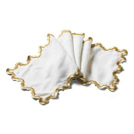 Donatella Embroidered Table Runner