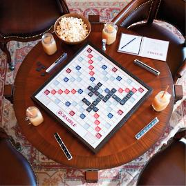 Scrabble: Frontgate Deluxe Edition