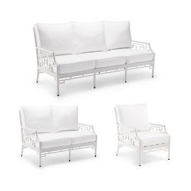 Ibis Isle 3-pc. Sofa Set