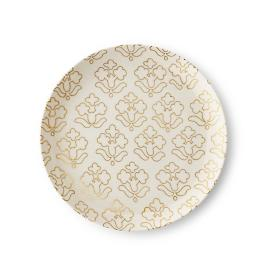 Kim Seybert Trellis Dessert Plates, Set of Four