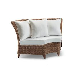 Beaumont Corner Chair with Cushions