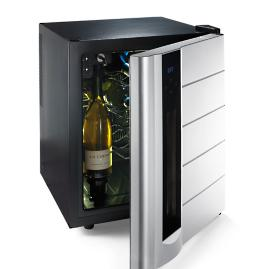 13-bottle Wine Preservation and Dispenser Fridge