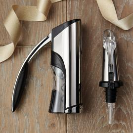 Stress Less Corkscrew and Aerator Gift Set