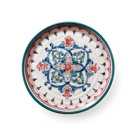 Mediterranean Plates, Set of Four