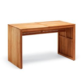 Laurent Rectangular Counter Height Table by Porta Forma