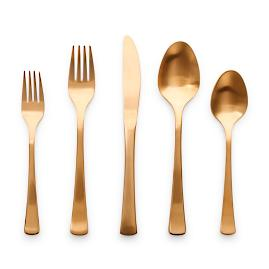 Donatella Flatware 5-piece Place Setting