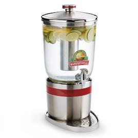 Margaritaville Beverage Dispenser with Drip Tray