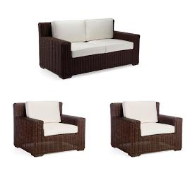 Anderson 3-pc. Loveseat Set