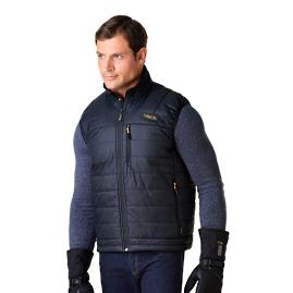 Men's Quilted Heated Vest