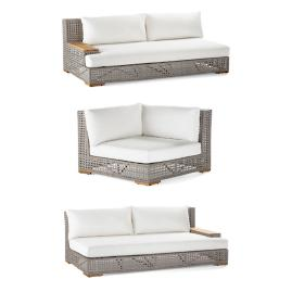 Palisades 3-pc. Modular Sofa Set