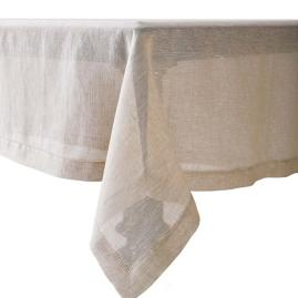 Donatella Hemstitch Tablecloth