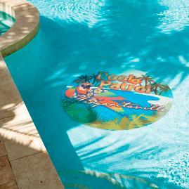 Pool Patrol Pool Mat