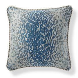 Amaru Bleu Outdoor Pillow