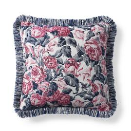 Je T'aime Sapphire Outdoor Pillow