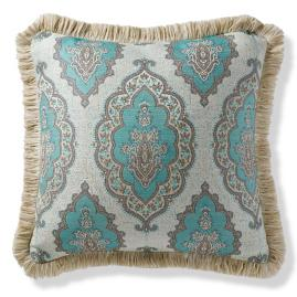Royden Frame Persian Outdoor Pillow