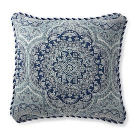 Saffie Nautical Outdoor Pillow