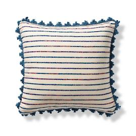 Shelby Stripe Chic Outdoor Pillow