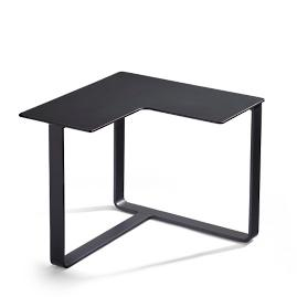 Palazzo Carbon Corner Table by Porta Forma