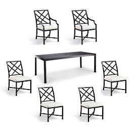 Karrington 7-pc. Rectangular Dining Set