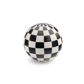 Zenzo Checkered Stone Ball