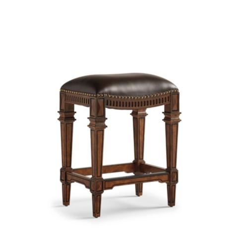 Linwood Counter Height Backless Bar Stool H seat