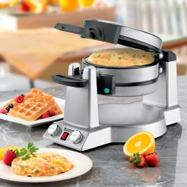 Waring Breakfast Express Belgian Waffle and Omelet Maker