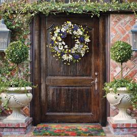 Westerly Village Wreath