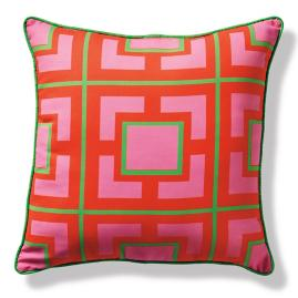 Circa Plaid Outdoor Pillow